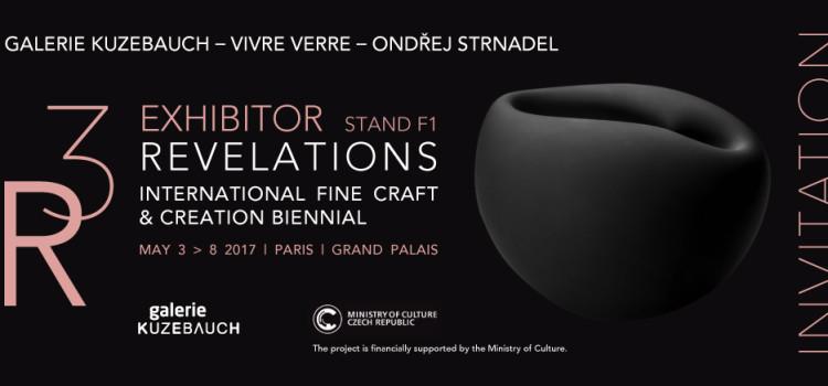 Vivre Verre - Salon Révélations Paříž