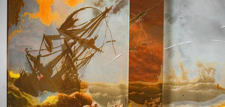 Komentovaná prohlídka výstavy 4x Bouře s Danou Zámečníkovou