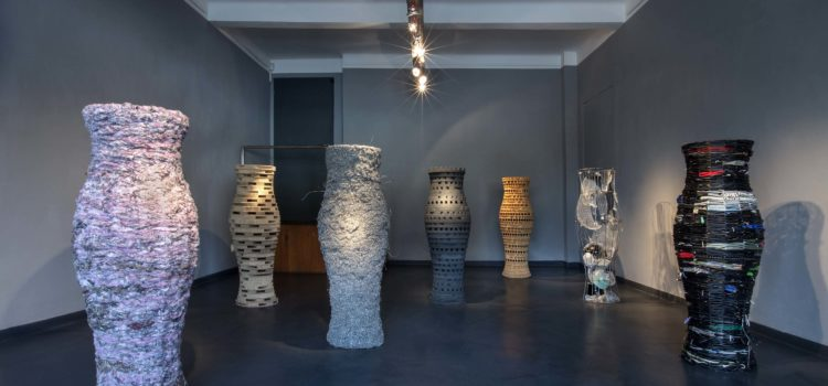 Jiří Pelcl - Sevenvases exhibition will be prolonged until 11.12.2020